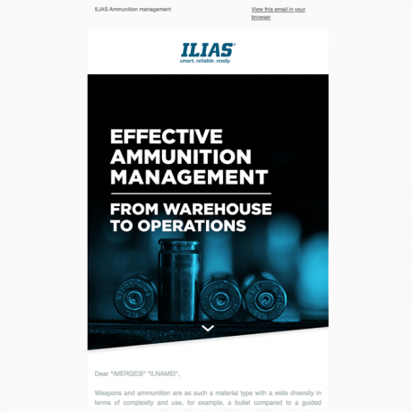 Emails - ILIAS Solutions